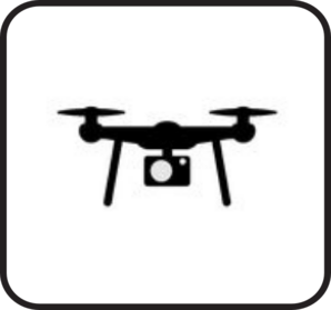 drone pictures and video